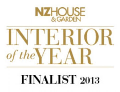 2013 FINALIST IN NZ HOUSE & GARDEN COMPETITION