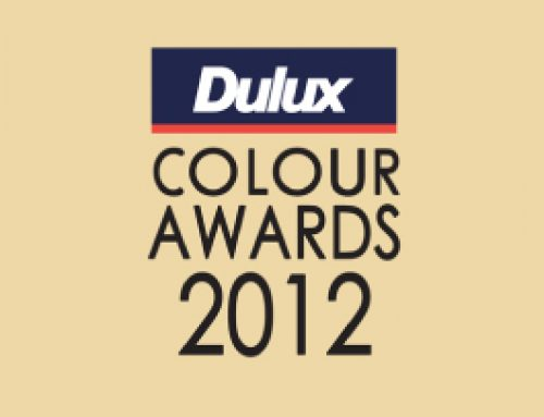 FINALIST IN THE INTERNATIONAL 2012 DULUX COLOUR AWARDS